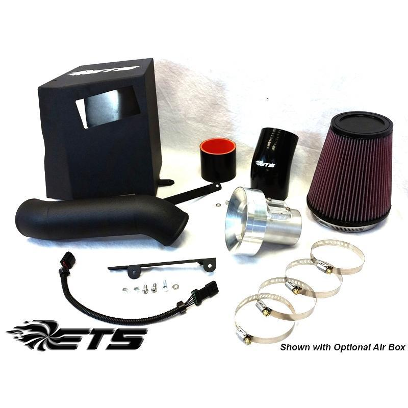 Extreme Turbo Systems Air Intake Kit - 2015 Subaru WRX