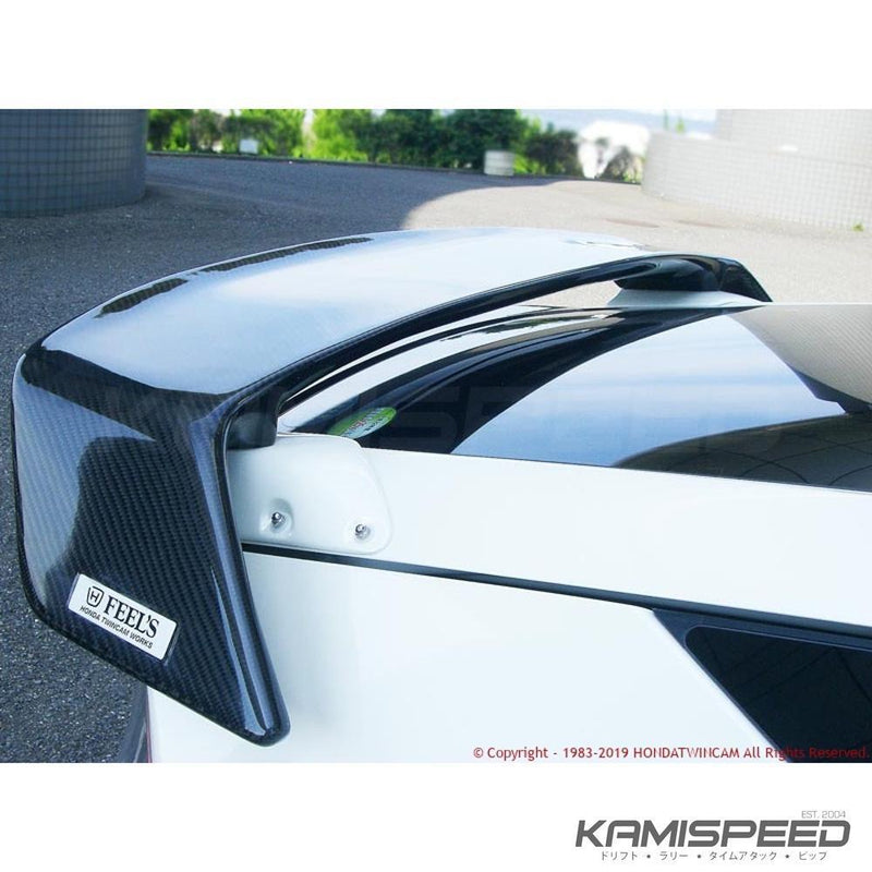 Feel's Twincam Rear Wing | Honda CR-Z