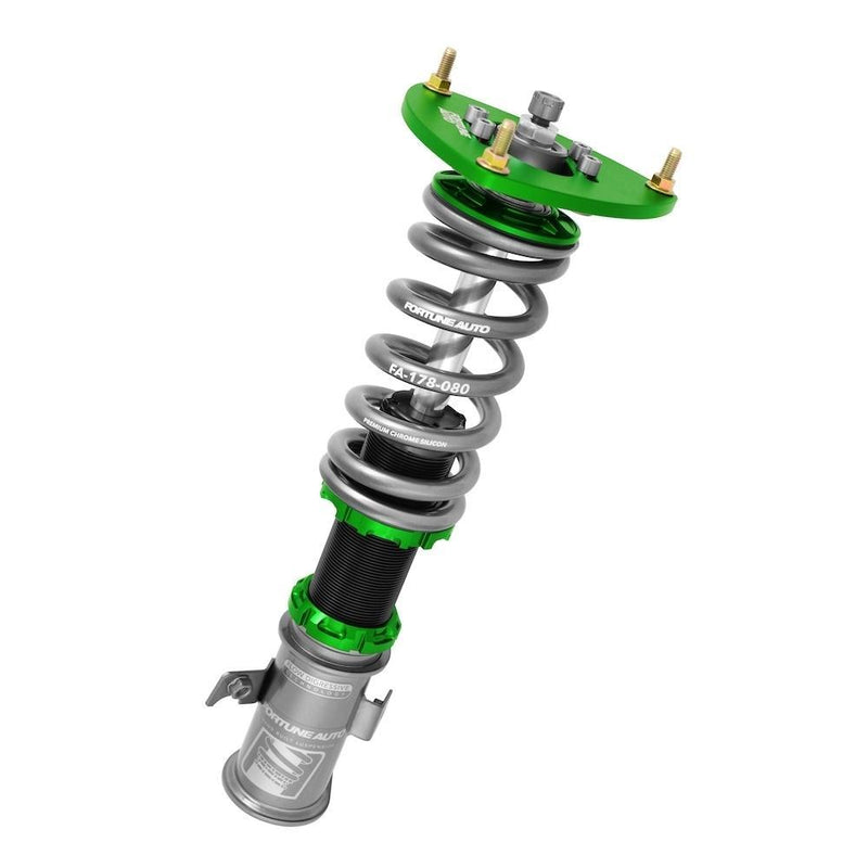 Fortune Auto 500 Series Coilover w. Rear True Kit - 2009-2016 Nissan 370Z Z34
