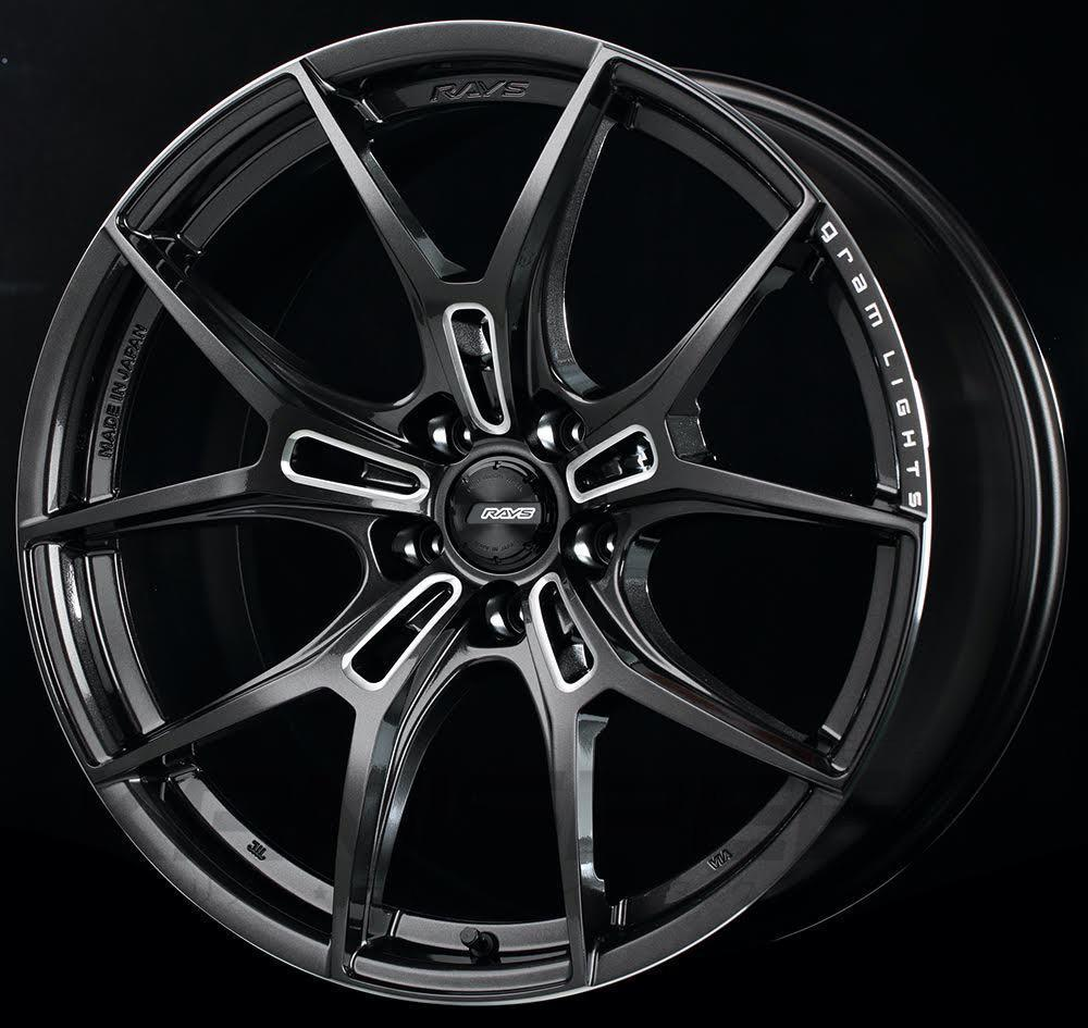 """Gram Lights 57FXZ 19"""" And 20"""" Wheel In 5x112 And 5x120"""