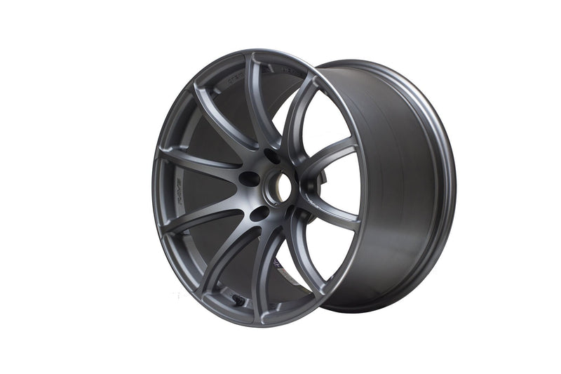 Gram Lights 57Transcend Overseas Model 17x9.0 +40 5-100 Matte Graphite & Machining