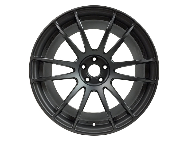Gram Lights 57XTREME 18X9.5 +40 5-114.3 MATTE GRAPHITE SP SPEC