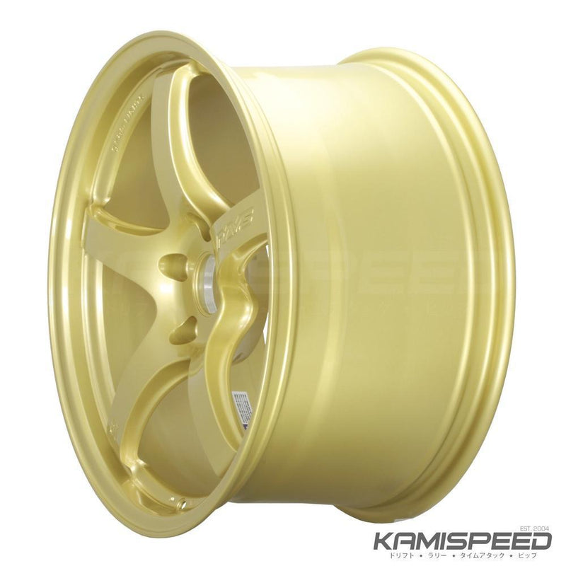 GramLights 57CR 19x9.5 +45 5x114.3 | E8 Gold