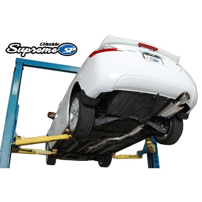 GReddy Supreme SP Exhaust For The 06-11 Honda Civic Si At