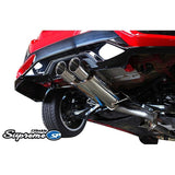 GReddy Supreme SP Cat-Back Exhaust for 2017+ Honda Civic Hatchback