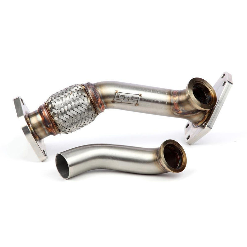 GrimmSpeed Up Pipe 38mm EWG V-Band WRX, STI 02+