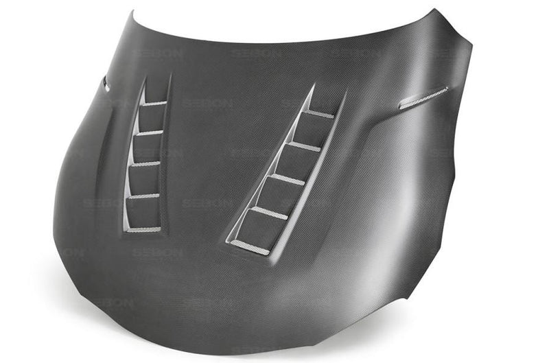 TS-Style Dry Carbon Hood
