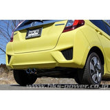 HKS Cool Style Axle-Back Exhaust - 2015 Honda Fit