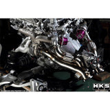 HKS GT1000 Turbo Kit for the 2009-2016 Nissan GT-R R35