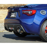 HKS Hi-Power Single V2 Cat-Back Exhaust 17+ Toyota 86 & Subaru BRZ