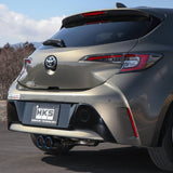 HKS Legamax Sports Catback Exhaust | 19+ Toyota Corolla Hatchback (32018-AT061)