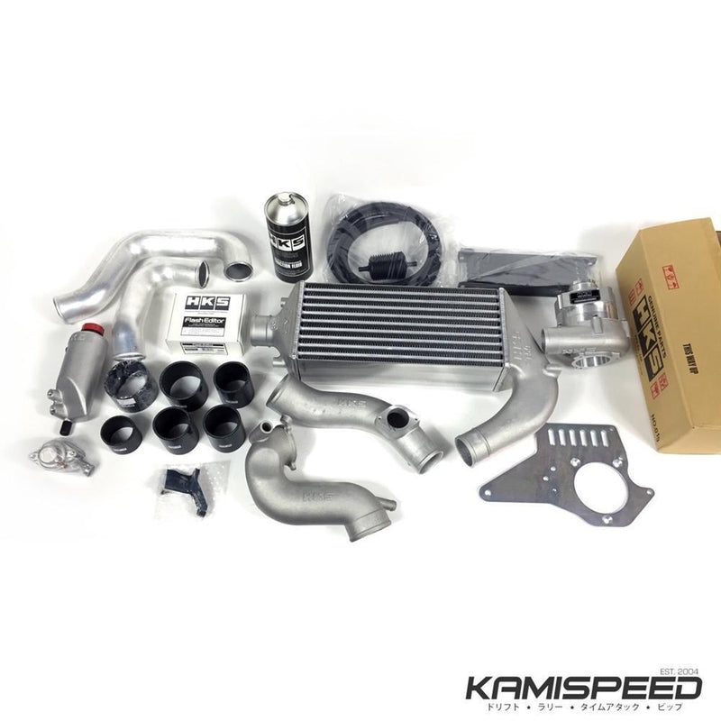 HKS V3 Supercharger Pro Kit - Scion FR-S & Subaru BRZ