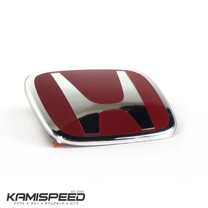 Honda Japan Rear Red H Emblem (DC5, FG2, GD3)
