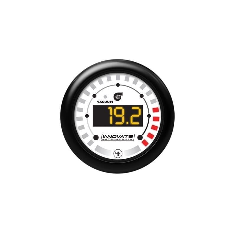 Innovate Motorsports MTX-D: Vacuum / Boost & Shift Light Gauge Kit