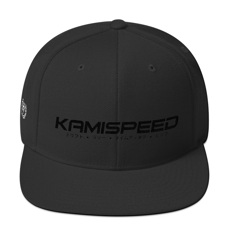 Kami Speed Limited Edition Snapback Hat