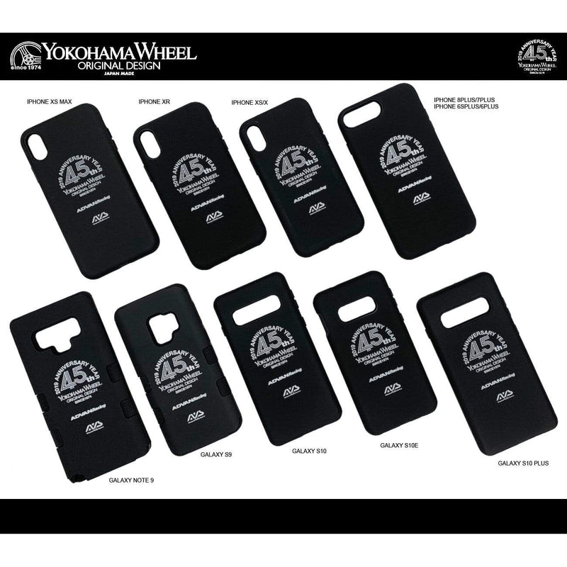 Official Yokohama Wheel Phone Case | iPhone and Galaxy Models