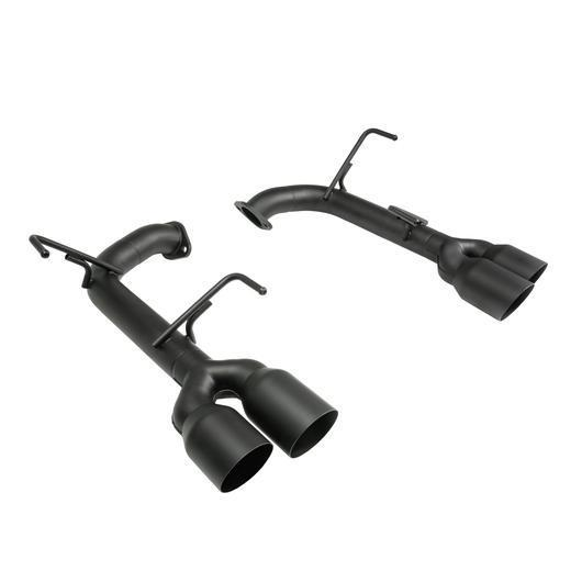 Remark Single Wall Stealth Edition Muffler Deletes - 2015+ Subaru WRX & WRX STI