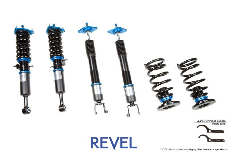 Revel Touring Sports Coilovers - Nissan 370Z