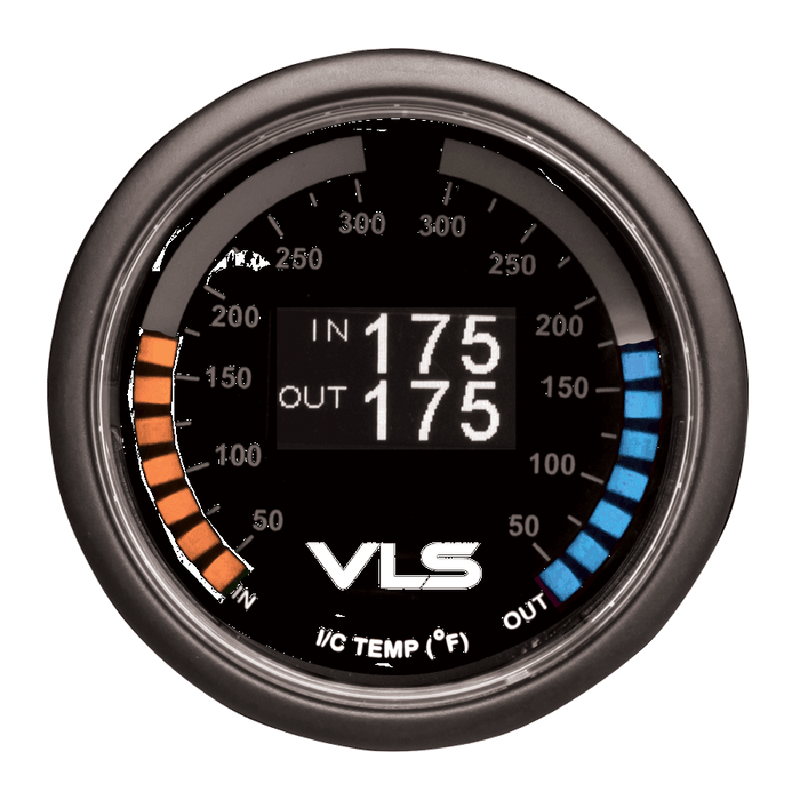 Revel VLS OLED Gauge 52mm Intercooler Air Temp