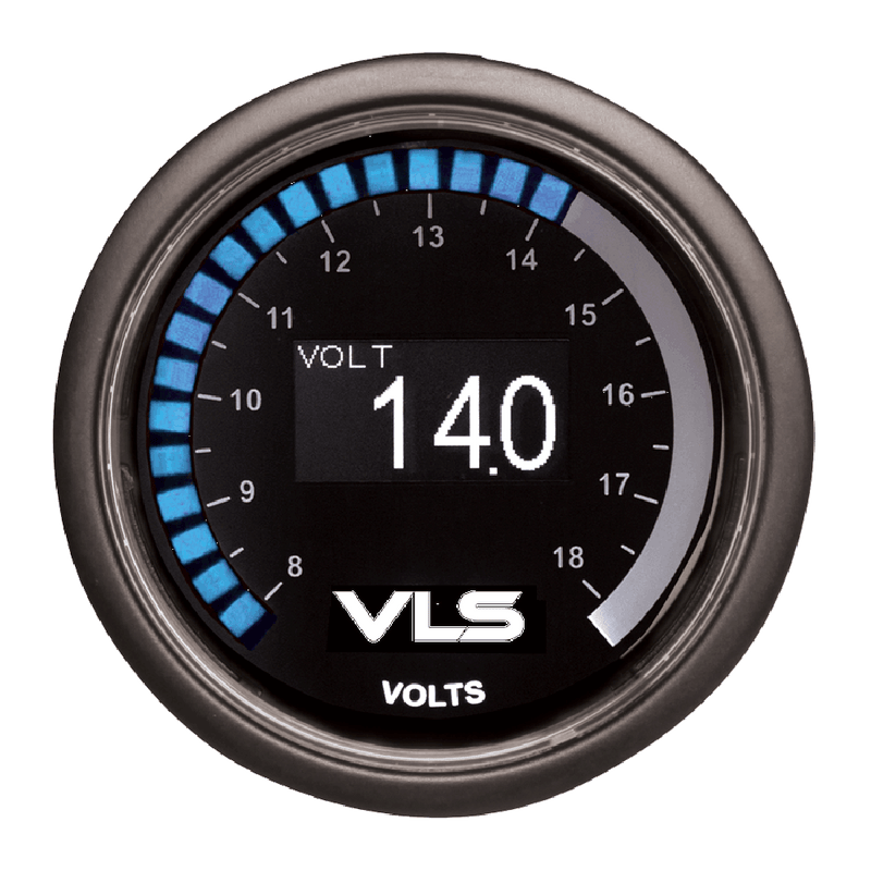 Revel VLS OLED Gauge 52mm Voltage