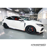 Spoon Sports SW388 Forged Wheels | 2017+ Honda Civic Type R