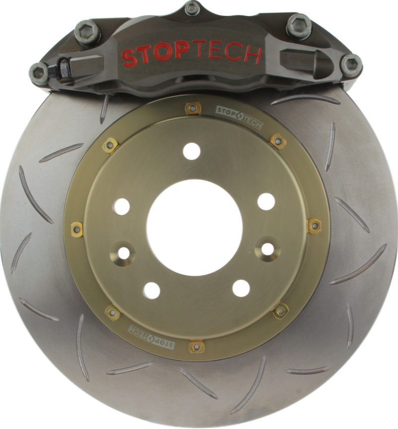 StopTech C43 Big Brake Kit Sport (Front Only) - Honda S2000 (00-05)