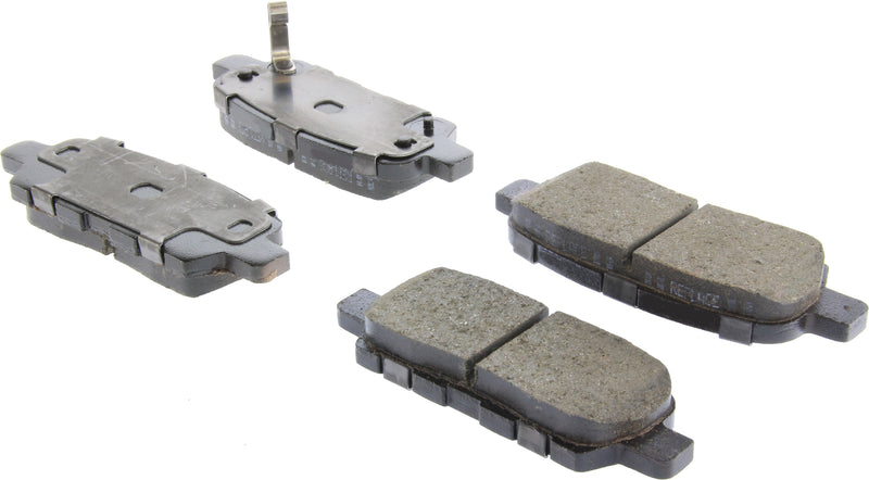 StopTech Posi Quiet Brake Pads (Rear) - Nissan 370Z Base