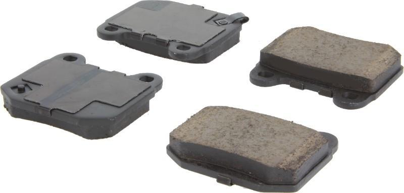 StopTech Posi Quiet Brake Pads (Rear) - Subaru STI 04-17