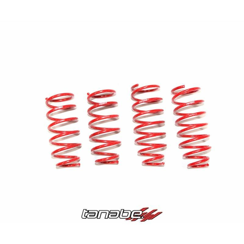 Tanabe GF210 Springs for the 2016+ Mazda Miata MX-5 ND