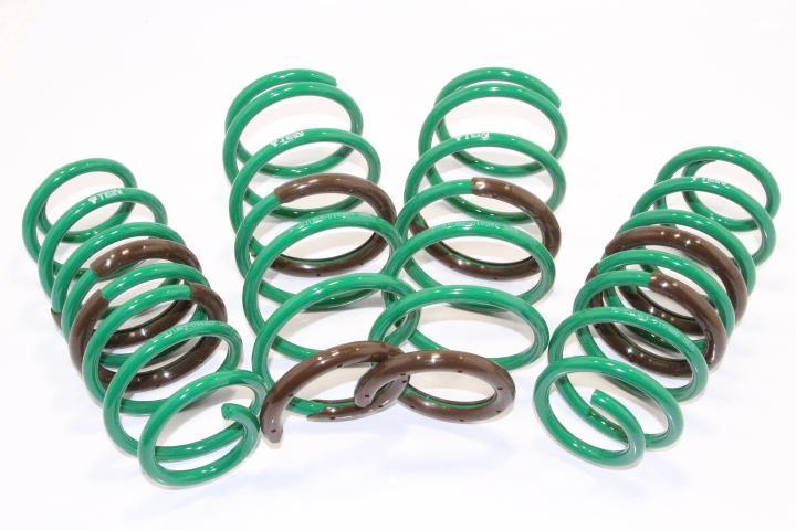 Tein S-Tech Lowering Springs for FK8 Honda Civic Type R