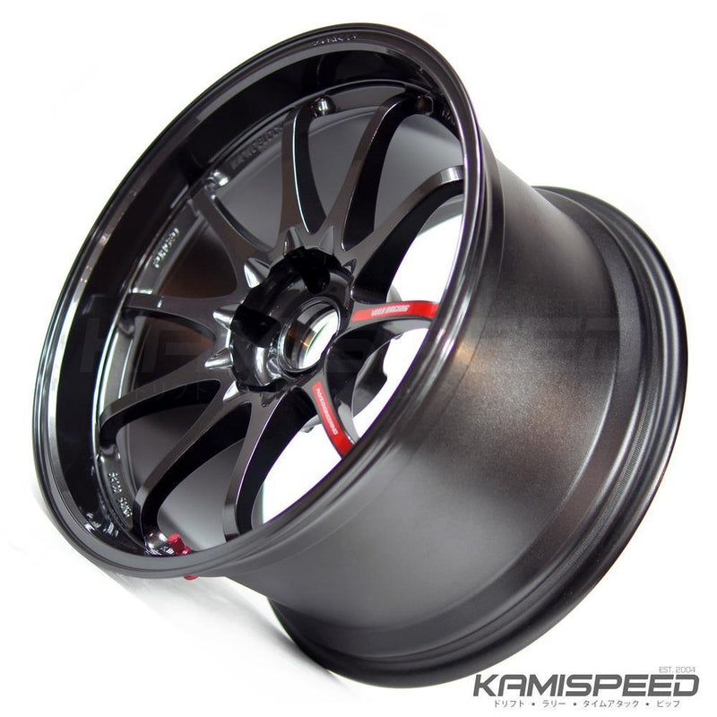 Volk Racing CE28 Club Racer II Black Edition 18x10.5 +15 5x114.3