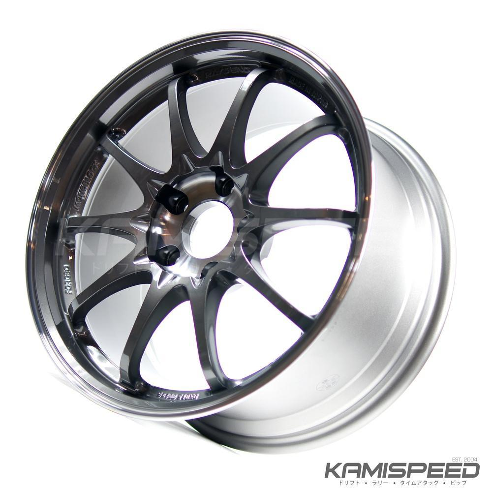 Volk Racing CE28 Super Lap 17x9.0 +45 5x114.3 Pressed