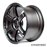 Volk Racing TE37 SAGA Diamond Dark Gunmetal | 17x9.5 +45 5x100
