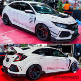 Volk Racing TE37 ULTRA Track Edition II | Civic Type R Specifications