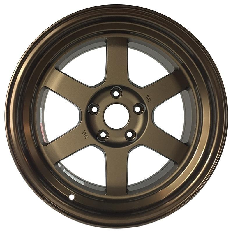 Volk Racing TE37V 17x9.5 +15 5x114.3 Bronze