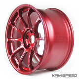 Volk Racing ZE40 18x9.5 +22 5x114.3 Hyper Red