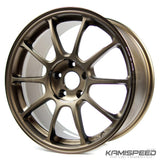 Volk Racing ZE40 Bronze | 18x8.5 +42 5x114.3