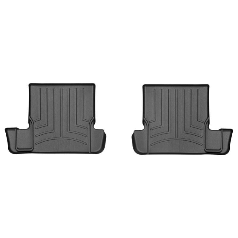 WeatherTech Rear Black FloorLiner for Scion FRS, Subaru BRZ, and Toyota 86