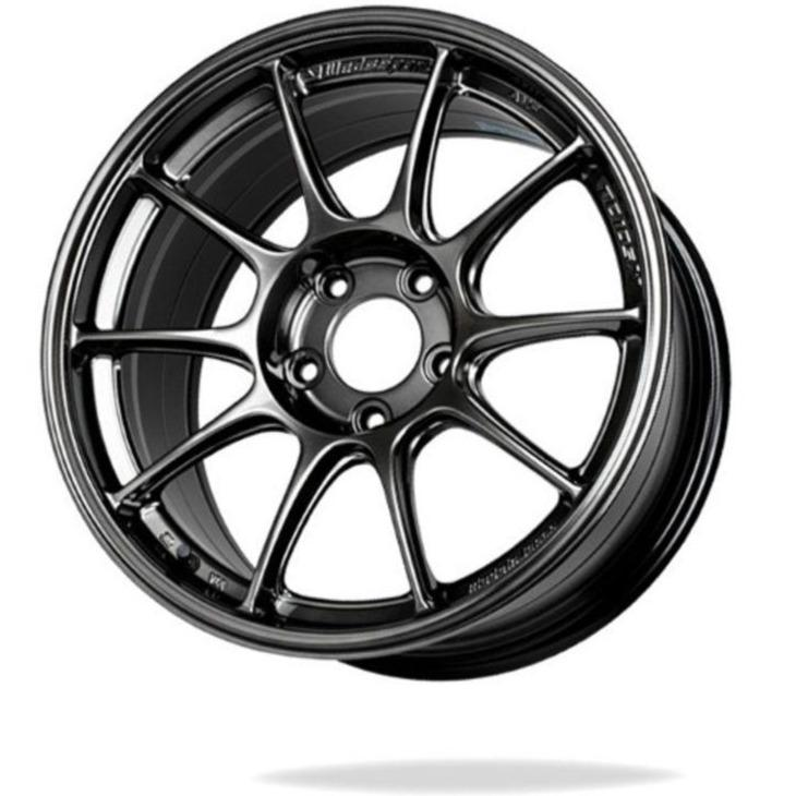 WedsSport TC105X Wheel in 17x8 +42 5x114.3 EJ-Titan (73520)