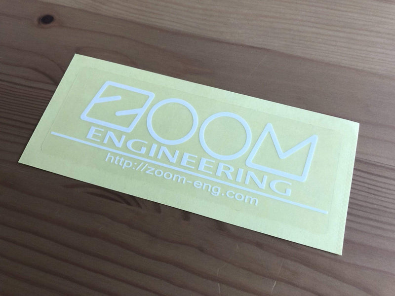 Zoom Engineering Sticker