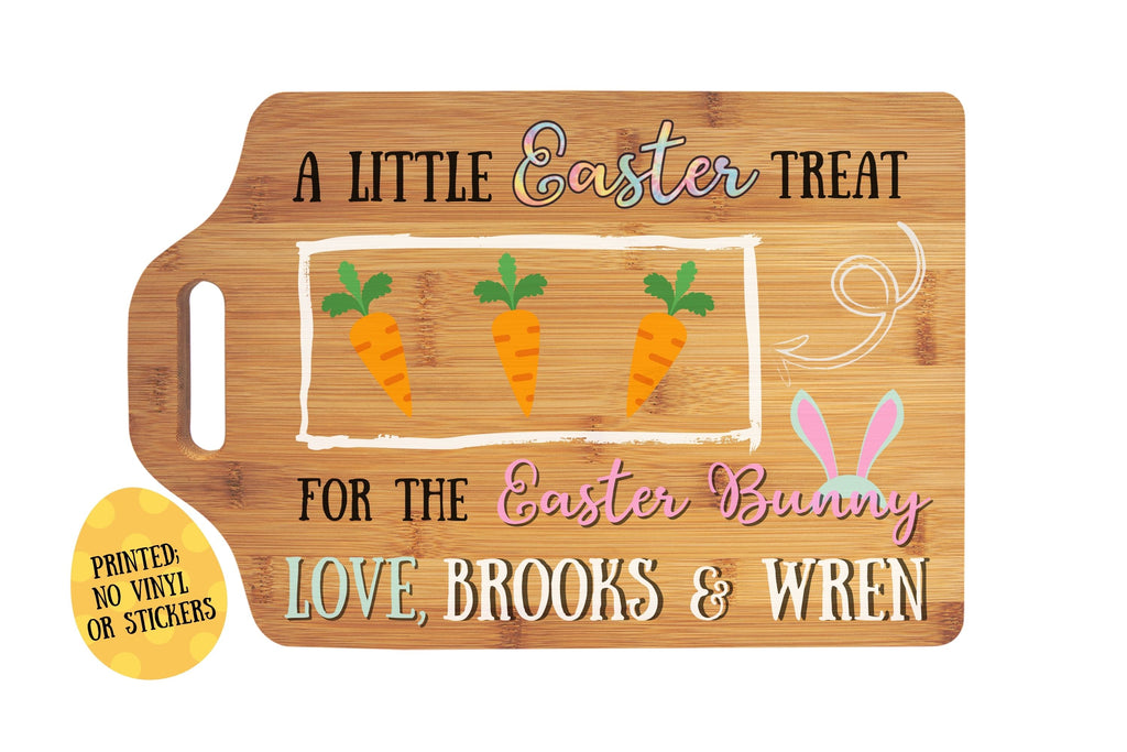 Easter Treat Tray