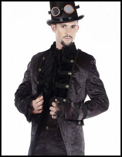 Mens Steampunk Clothing