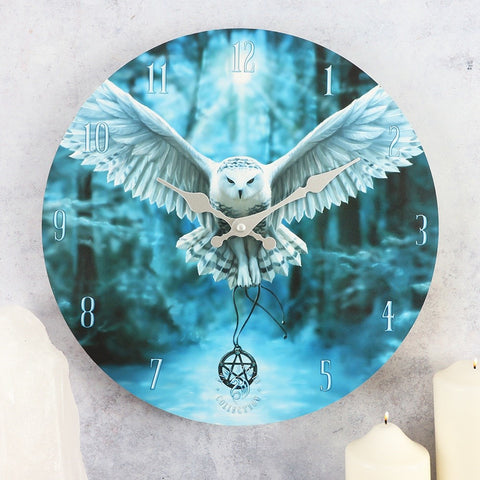 Anne Stokes Awake Your Magic Clock