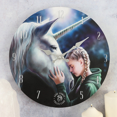 Anne Stokes The Wish Clock