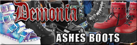 Demonia Ashes Boots