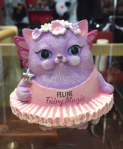 Feline Fairy Magic Cat