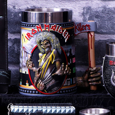 Iron Maiden Tankard