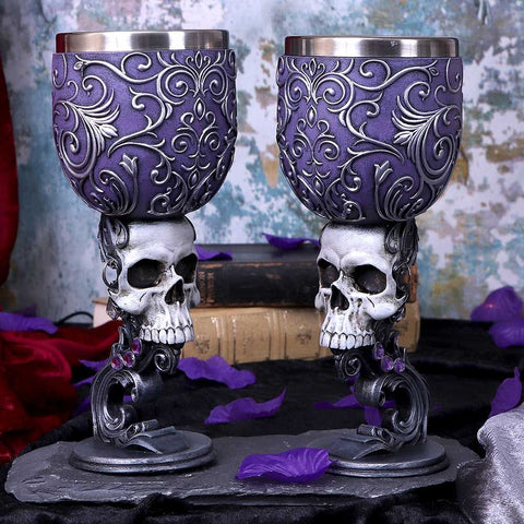 Deaths Desire Goblets