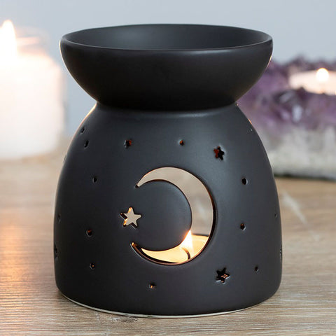 Mystical Moon Oil Burner