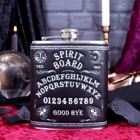 Spirit Board Hip Flask 7oz